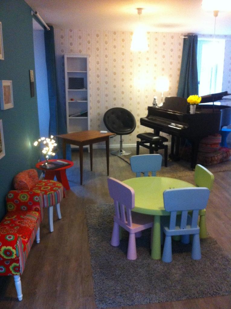 Ecole Quatre Temps : Classe Piano et Eveil Musical